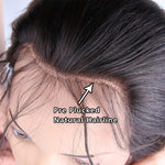 Lace Frontal |  Peruvian Loose Wave  Remy Hair | Ear to Ear Free