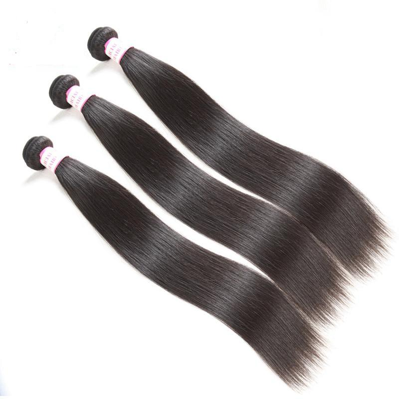 Brazilian Straight Virgin Hair Weave | Bundles deals | 1 piece