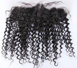 Lace Frontal | Pre Plucked Peruvian Deep Wave | 13*4 Ear To Ear | Free Part
