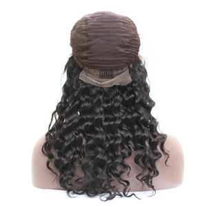 Brazilian Loose Wave Human Hair | Remy | Lace Front