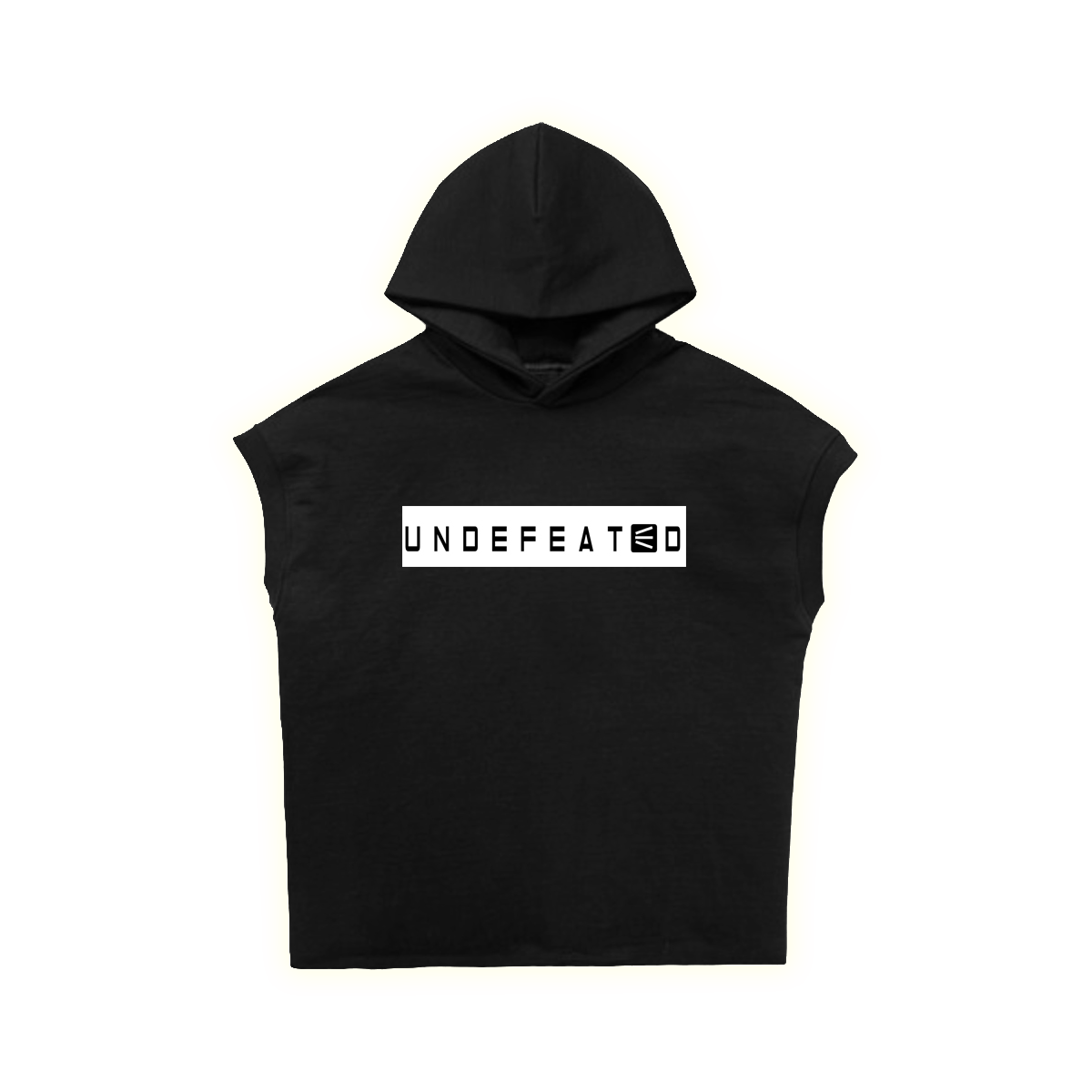 Undefeated Sleeveless Hoodie