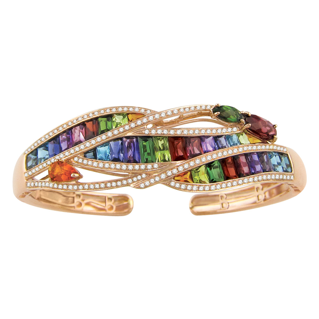 BELLARRI Capri Multi Color Bangle