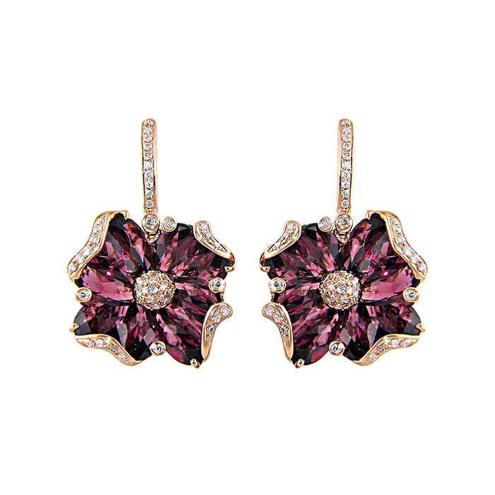 Mademoiselle - Earrings