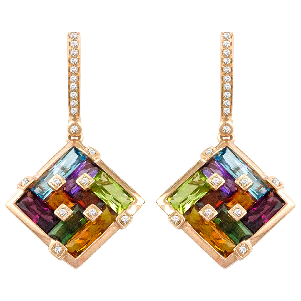 BELLARRI Boulevard II - Earrings