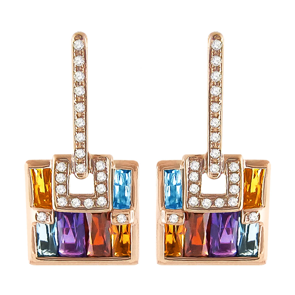 BELLARRI Boulevard III - Earrings