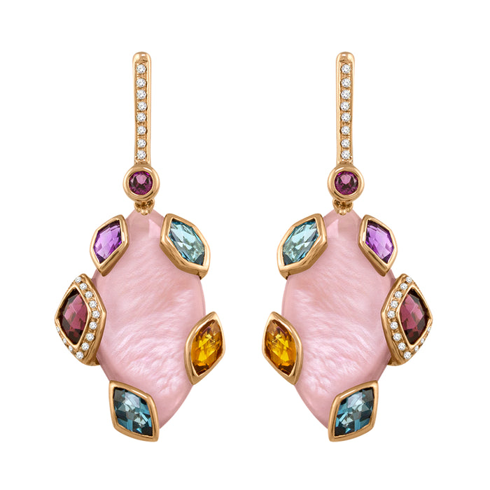 Aladdin Nouveau II - Earrings