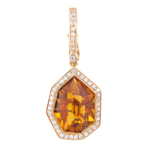 BELLARRI Tuscany - Enhancer (Rose Gold and Citrine)