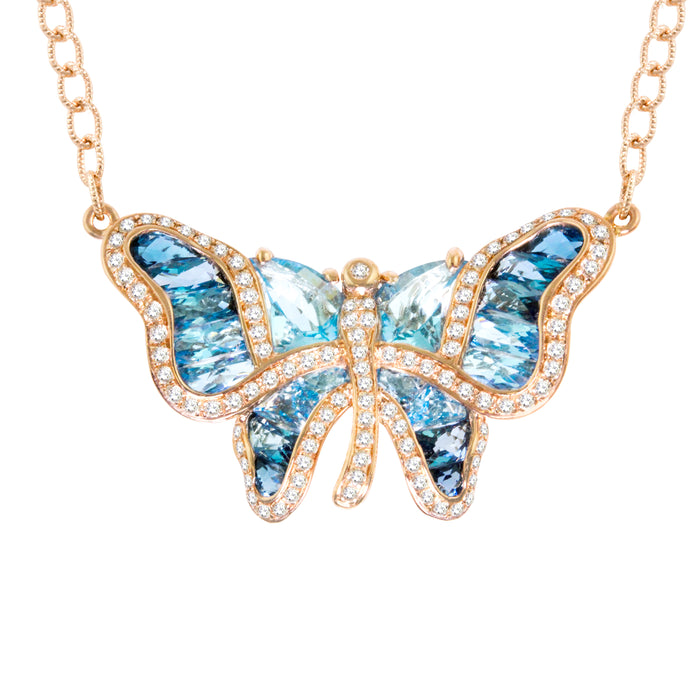 Madame Butterfly - Necklace