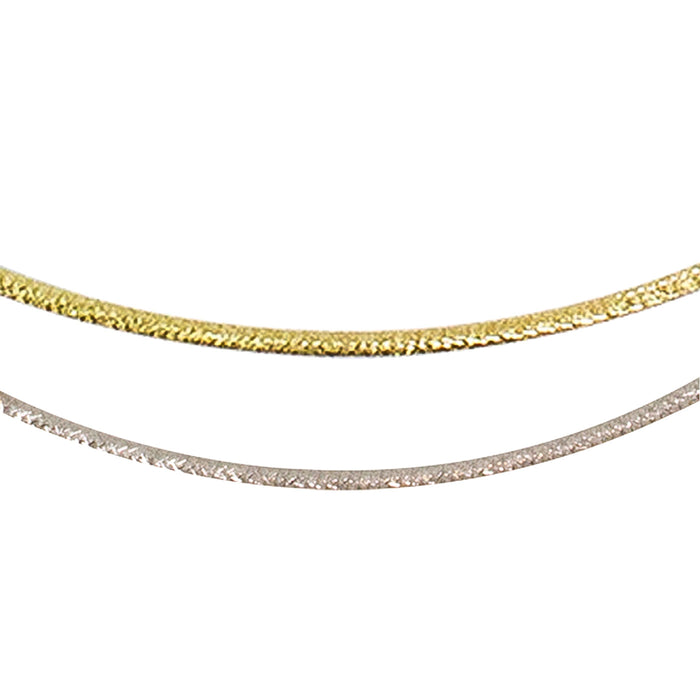 Chain - Yellow Gold / White Gold