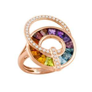 BELLARRI Malibu - Ring (Multi Color Gemstones)