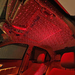 Car Atmosphere Lamp Interior Ambient Star Light - Candyhousehold