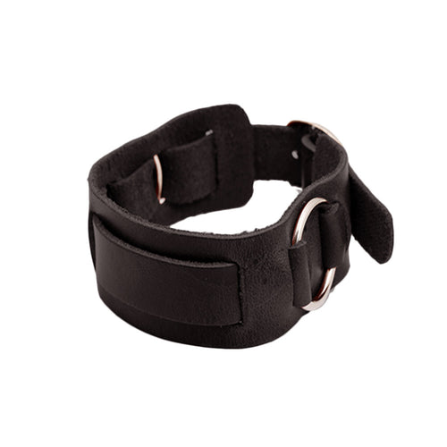 Mens Leather Bracelet & Bangles Jewelry BK