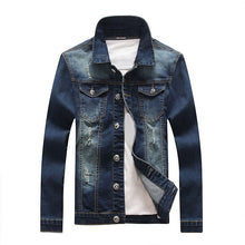 HEE GRAND 2018 Fashion style Men Casual Jeans Jacket Vintage Thin Clothes Comfortable Solid Men Jackets MWJ2365