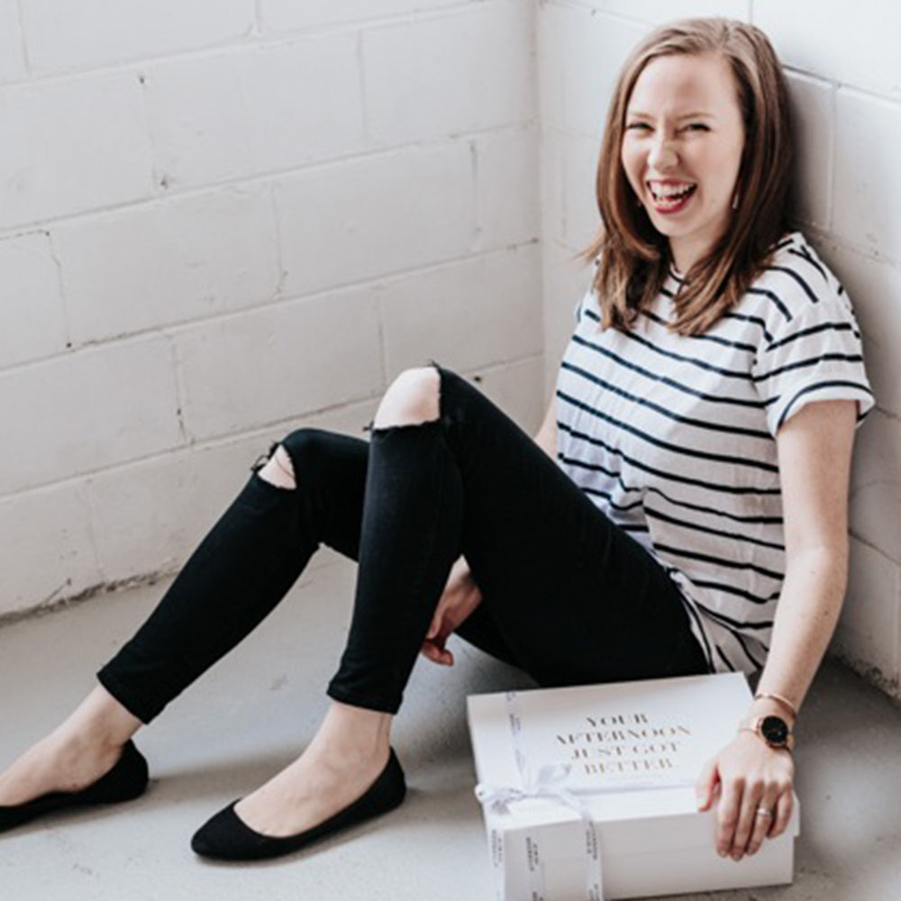 Self-care is not selfish with Kate Hodolic, founder of Afternoon Pick Me Up