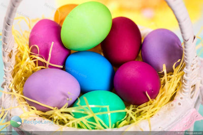 How to Dye Easter Eggs- the Natural Way