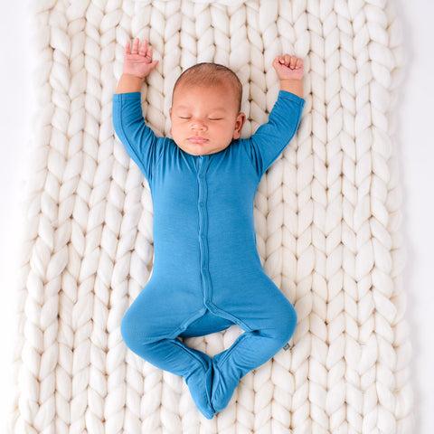 how do you get your baby to sleep longer at night?