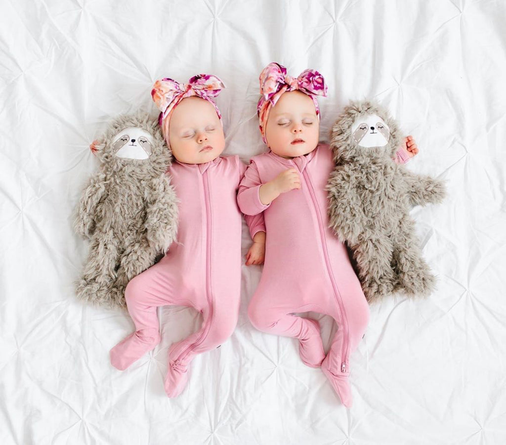 fun things about newborn twins