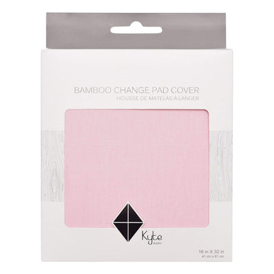 Early Access Change Pad Cover Peony / One Size Change Pad Cover in Peony