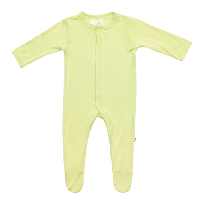 Early Access Layette Footie in Kiwi