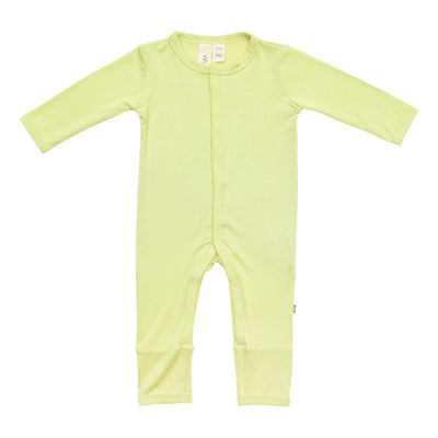 Early Access Layette Romper in Kiwi