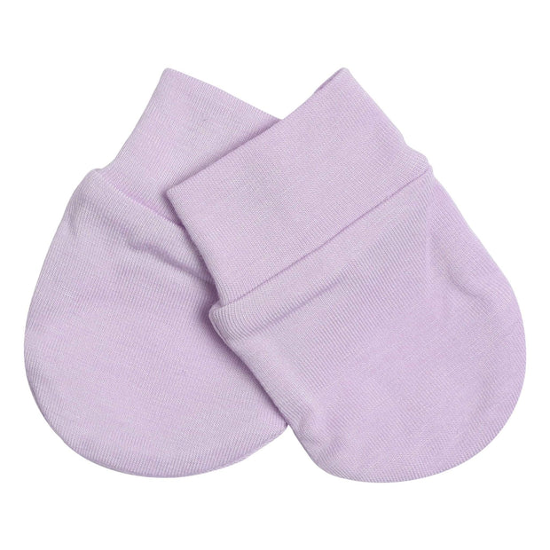 Kyte BABY Accessory Mauve / Infant Scratch Mitten in Mauve