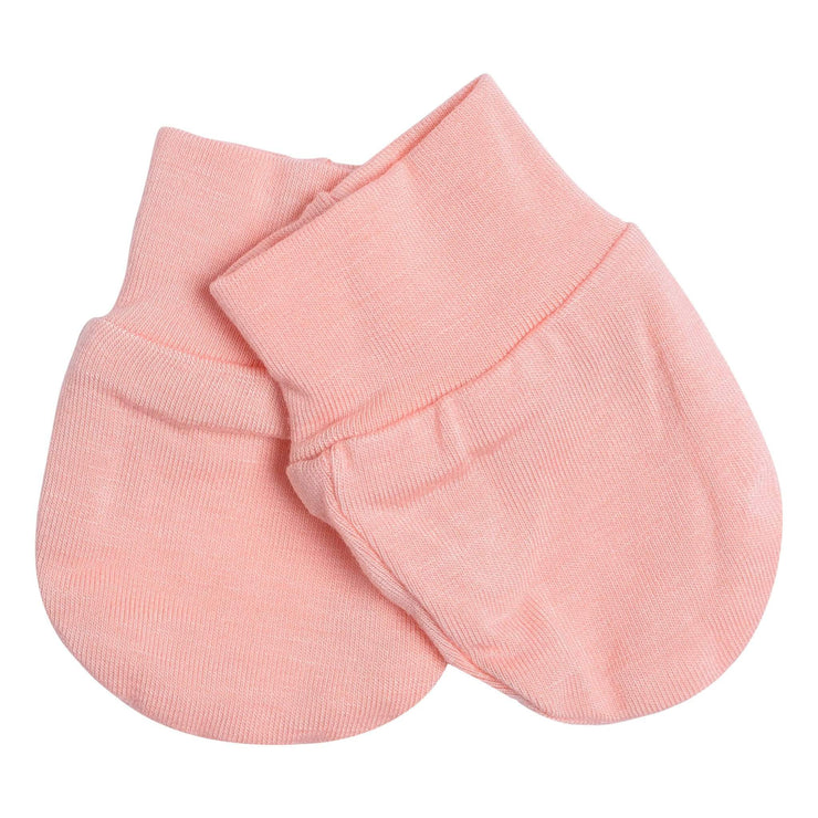 Kyte BABY Accessory Peach / Infant Scratch Mitten in Peach