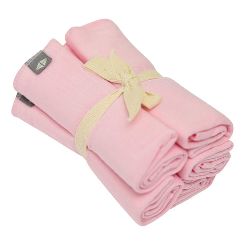 Kyte BABY Accessory Peony / OS Washcloth 5-Pack in Peony
