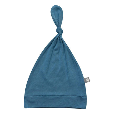 Knotted Cap in Teal - Kyte Baby