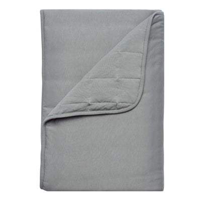 Toddler Blanket in Chrome - Kyte Baby