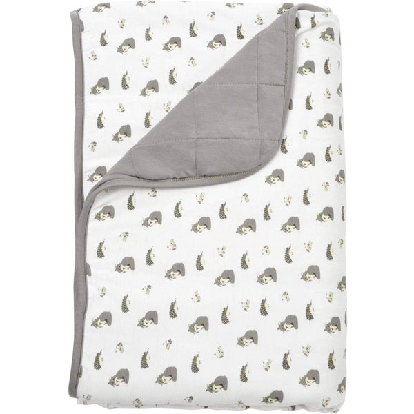 Kyte BABY Blanket Clay/Woodland / 1.0 Tog / Infant Printed Baby Blanket in Clay/Woodland