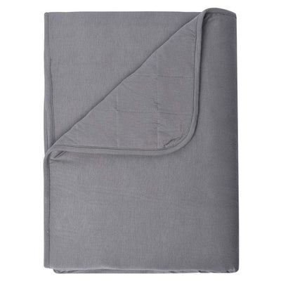 Kyte BABY Blanket Graphite / 2.5 Tog / Toddler Toddler Blanket in Graphite