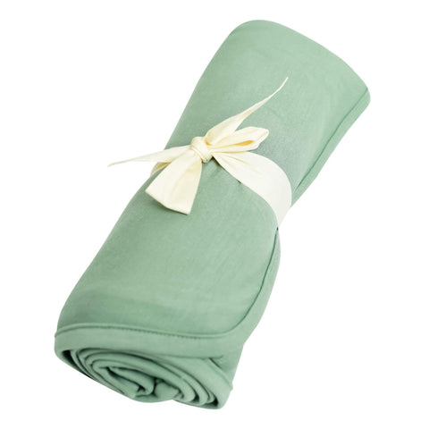 Swaddle Blanket in Matcha - Kyte Baby