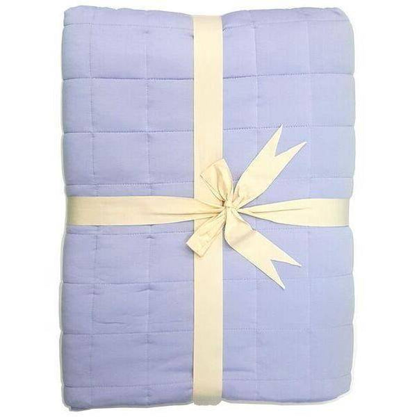 Adult Quilted Blanket in Lilac - Kyte Baby