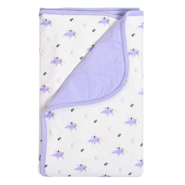 Kyte BABY Blanket Lilac/Fairytale / 1.0 Tog / Infant Printed Baby Blanket in Lilac/Fairytale