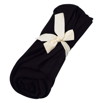 Kyte BABY Blanket Midnight / Infant Swaddle Blanket in Midnight