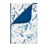 Kyte BABY Blanket Sapphire Marble / 1.0 Tog / Toddler Printed Toddler Blankets in Marble Collection