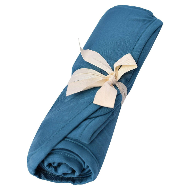 Swaddle Blanket in Teal - Kyte Baby