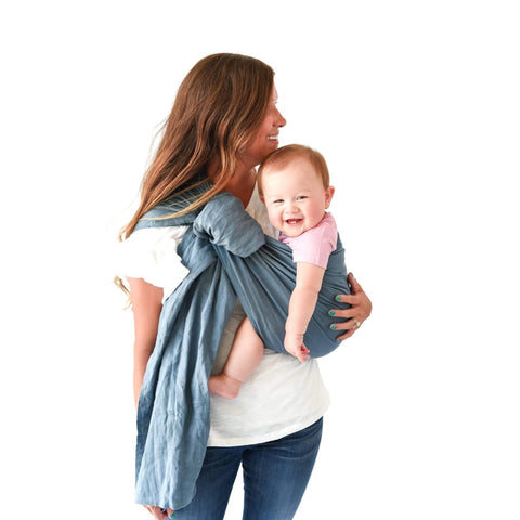 Ring Sling in Cypress - Kyte Baby