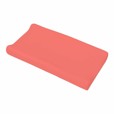 Kyte BABY Change Pad Cover Melon / One Size Change Pad Cover in Melon
