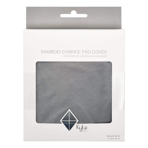 Change Pad Cover in Chrome - Kyte Baby