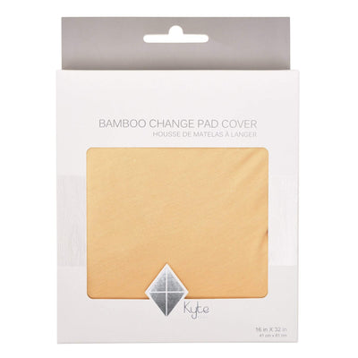 Change Pad Cover in Honey - Kyte Baby