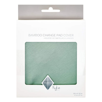 Change Pad Cover in Matcha - Kyte Baby