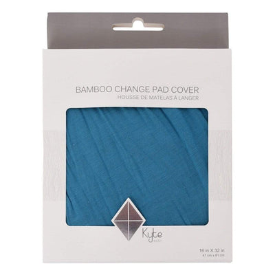 Change Pad Cover in Teal - Kyte Baby