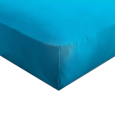 Kyte BABY Crib Sheet Lagoon / Crib Sheet Fitted Sheet in Lagoon