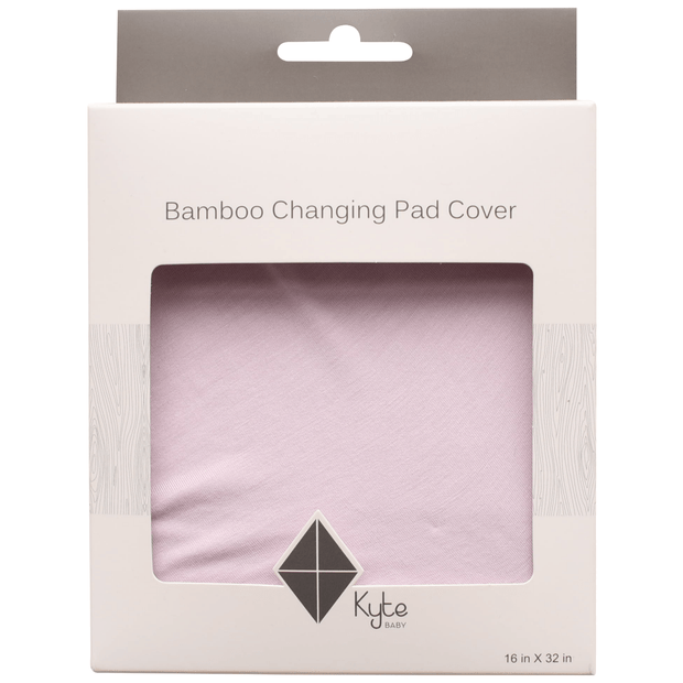 Crib Sheet in Mauve - Kyte Baby