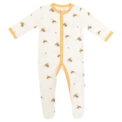 Printed Footie Buzz - Kyte Baby