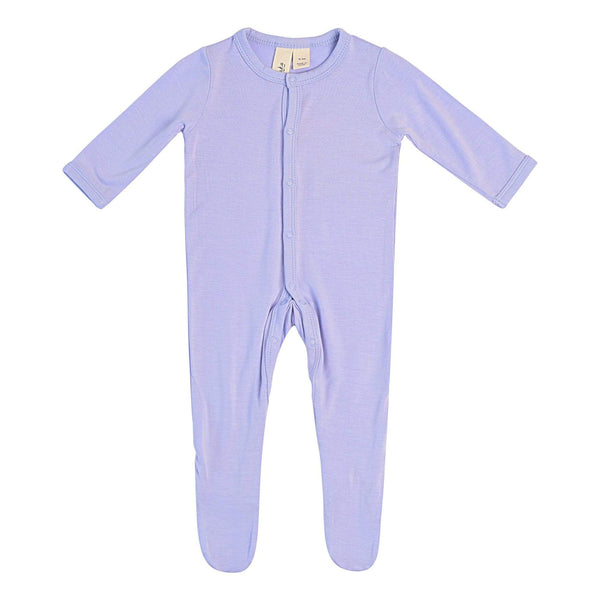 Footie in Lilac - Kyte Baby