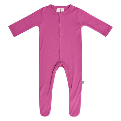 Kyte BABY Layette Footie in Sangria