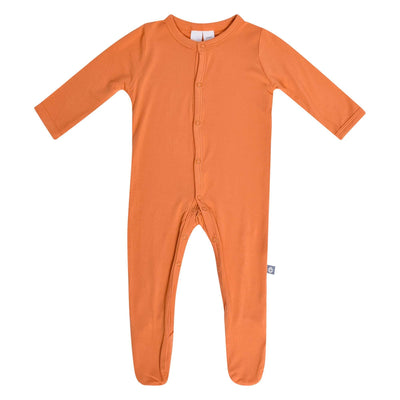Kyte BABY Layette Footie in Squash