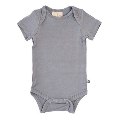 Bodysuit in Graphite - Kyte Baby